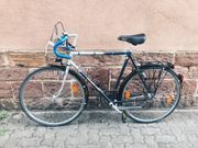 Authentic Vintage Rennrad