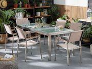 Gartenmöbel Set Crashglas 180 x