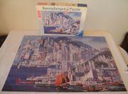 Puzzle Hong Kong Ravensburger Puzzle