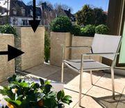 Super edler Pflanzkübel für Balkon