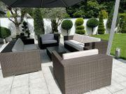 DEDON Sitzlandschaft Lounge-Gruppe hochwertig