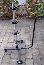 Felgenbaum - Reifenhalter