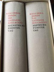 Das Decameron des Giovanni Boccaccio