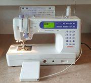 Nähmaschine Janome Memory Craft 6500