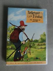 DVD Pettersson Findus