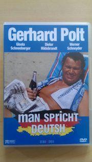Gerhard Polt MAN SPRICHT DEUTSCH