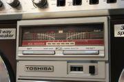 TOSHIBA RT-S913 BomBeat 40 Ghettoblaster