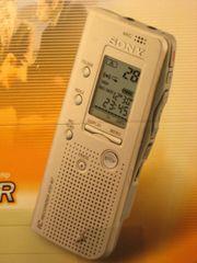 Sony-Diktiergerät
