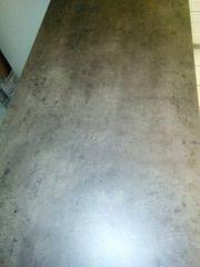 Küchenarbeitsplatte Beton dunkel