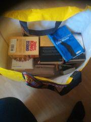 Bücher 3 Kartons voll