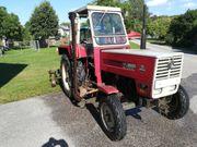 Verkaufe Steyr 40 mit Mähbalken