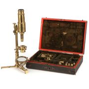 Benjamin Martin Universal Microscope Outfit