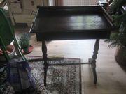 Antiker Tisch alter und Herkunft