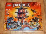 Lego Ninjago 70751 Tempel des