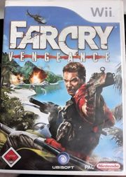 FARCRY VENGEANCE Wii