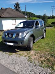 Nissan Pathfinder 2 5 dCi
