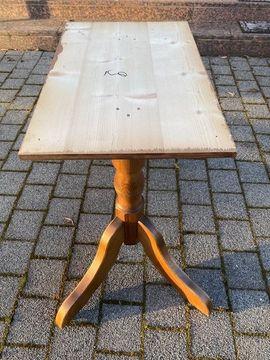 Restposten, gewerblich - Original Tischfüße aus Eiche für