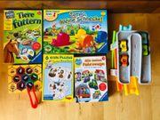 HABA Puzzles Ravensburger Lernspiel Montessori