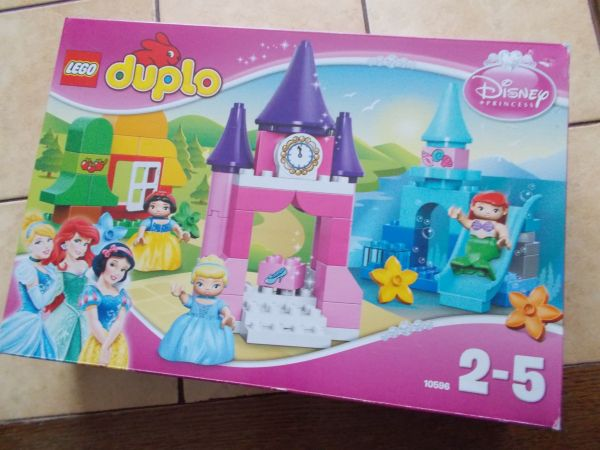 Lego Duplo 10596 - Disney Princess