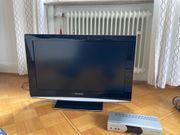 Panasonic VIERA TX-32LX85 mit Digitalreceiver