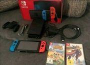 Nintendo Switch Notverkauf