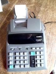 Casio Tischrechner
