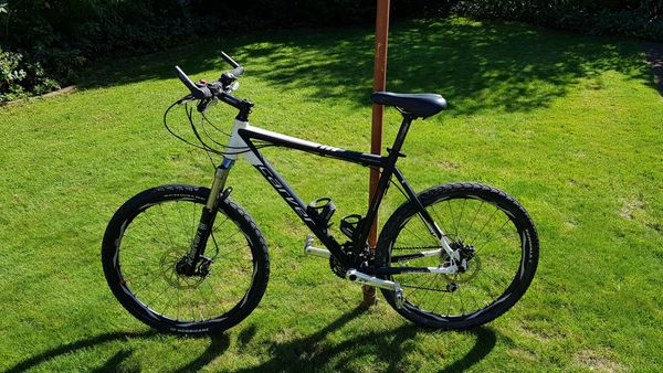 Mountainbike Carver Pure 170 ALU