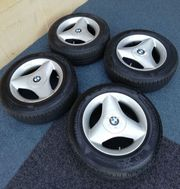 4 originale Carelli BMW Alufelgen