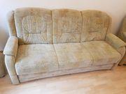 Couch Garnitur zu verschenken