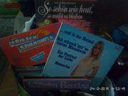 Single u LP Schallplaten