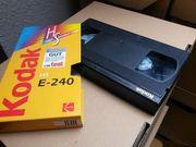 VHS-Viedokassetten