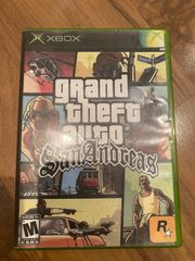 GTA San Andreas für XBOX