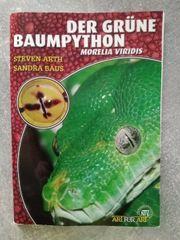 Buch DER GRÜNE BAUMPYTHON