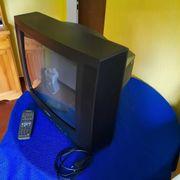 Kleiner Farbfernseher