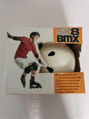 SK8BMX Inline Skate BMX Helm