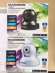 IP-Überwachungskamera für Innenbereich