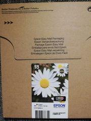 Epson 18 Tintenpatronen Gänseblümchen NEU