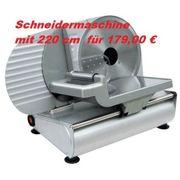 SCHNEIDERMASCHINE 220