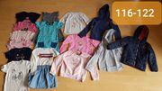 Mädchenkleidung 116-122