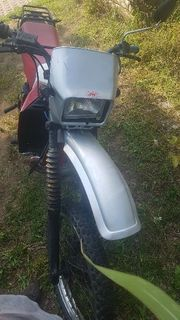 Yamaha dt80 lc2 cross wer