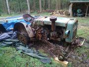 MAN Traktor 325H Ackerdiesel
