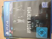 PS4 Spiel Hidden Agenda Playlink