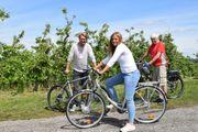 1 Woche Radfahren am Bodensee
