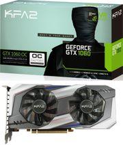 KFA2 GeForce GTX 1060 Grafikkarte
