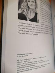 Sarah Lesch - Von Musen Matrosen -