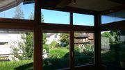 Verschenke Fensterfront