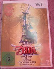 Wii Zelda Skyward Sword Limited