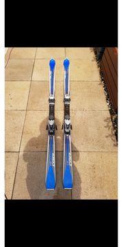 Ski inkl Schuhe Gr 42