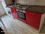 Nobilia Einbauküche inklusive Elektrogeräte