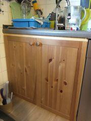 Fronten Ikea Faktum Küche Kiefer